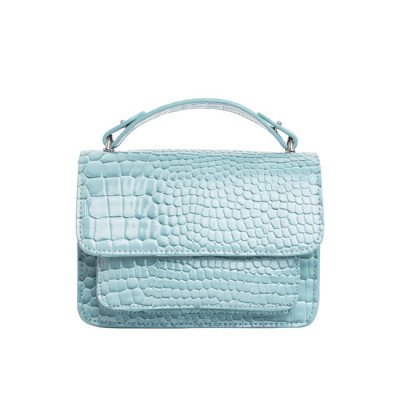 Veganbags Hvisk Renei Croco Baby Blue