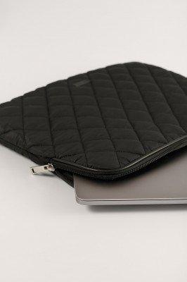 NA-KD Accessories NA-KD Accessories Laptoptas - Black