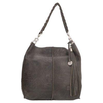 SoDutch SoDutch Bags Handtas #02 Donker Grijs