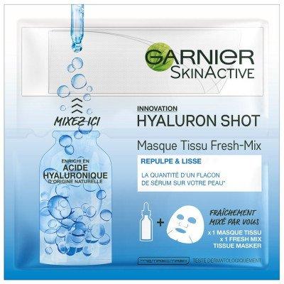 Garnier Fresh Mix Hyaluron Shot Tissue Masker 33 g