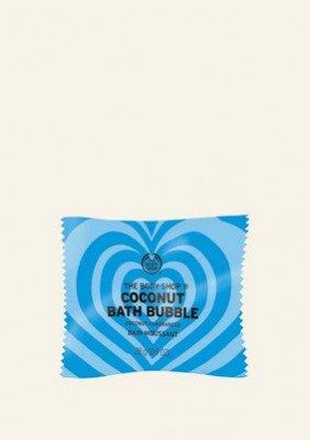 The Body Shop NL Coconut Fragranced Bath Bubble 28 G