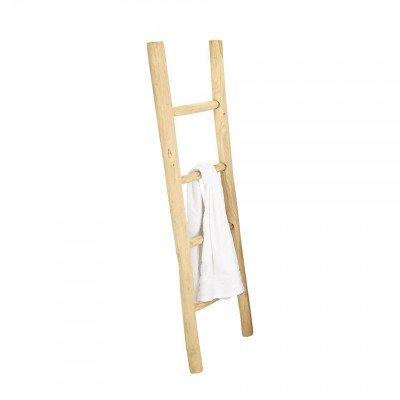 Xenos Decoratieve ladder teak - 150 cm