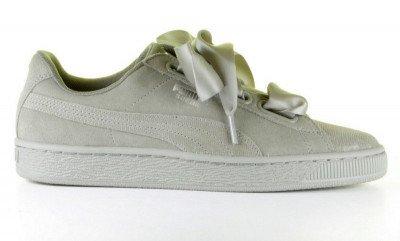 Puma Puma Suede Heart Pebble 0365210-02 Damessneakers
