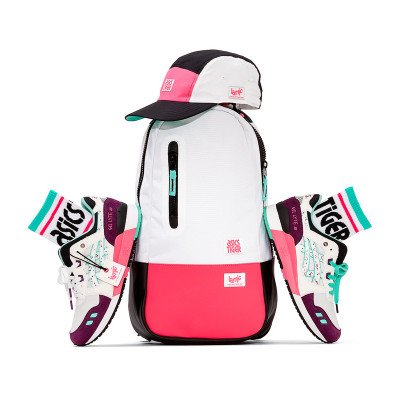 Asics Asics x La MJC Gel-Lyte III GL 3 Re-Birth (Special Box - Backpack, Cap, Pair Of Socks Club75 Exclusive) (2018)