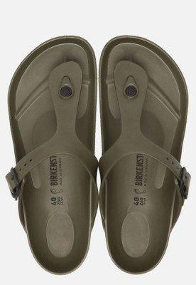 Birkenstock Birkenstock Gizeh slippers groen