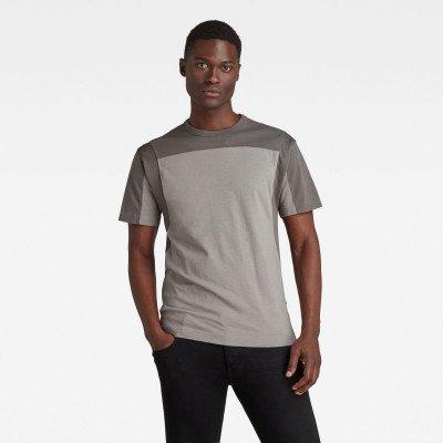 G-Star RAW Moto Mesh Motac T-Shirt - Grijs - Heren