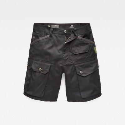 G-Star RAW Jungle Cargo Short - Zwart - Heren