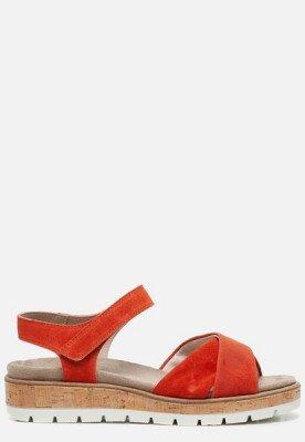 Feyn Feyn Sandalen oranje