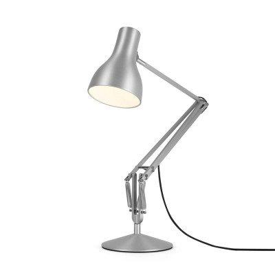 Anglepoise Anglepoise Type 75 tafellamp zilverglans