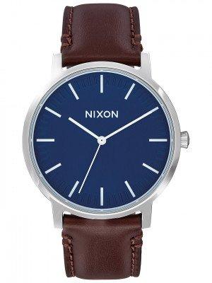 Nixon The Porter Leather bruin