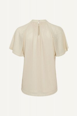 Saint tropez Saint Tropez Shirt / Top Zand 30511192