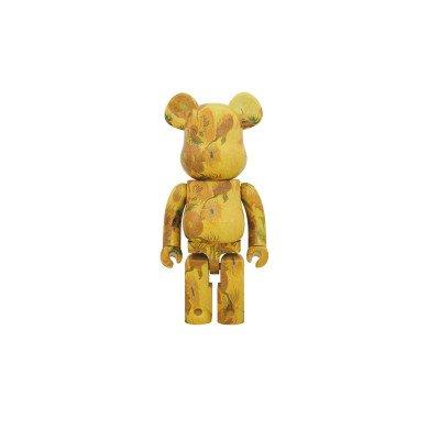 Medicom Toy Medicom Toy Van Gogh Museum Sunflowers 1000% Bearbrick