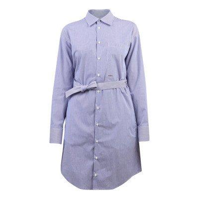 Dsquared2 gestreepte jurk
