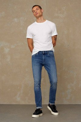 Kings of indigo Kings of Indigo - CHARLES jeans Male - Light Blue