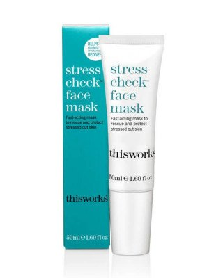 This Works This Works - Stress Check Face Mask - 50 ml
