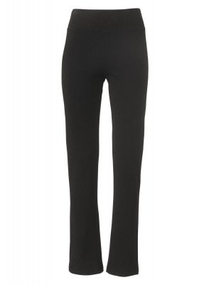 HEMA Dames Yoga Sportbroek Zwart (zwart)