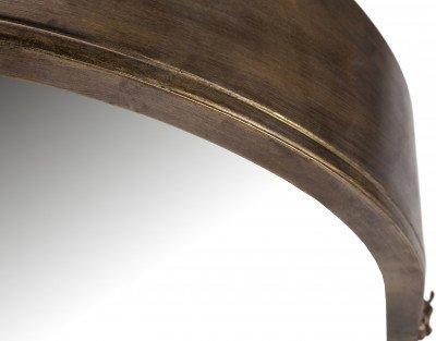 BePureHome BePureHome Spiegel 'Unfold' 60 x 47cm, kleur Antique Brass