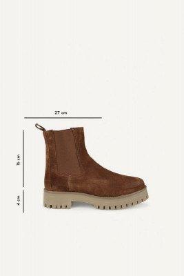 Shoecolate Shoecolate Chelsea boot Cognac 8.20.08.283