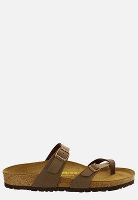 Birkenstock Birkenstock Mayari slipper bruin