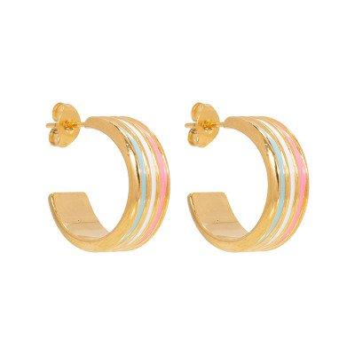 Nola Amsterdam DYE.earrings