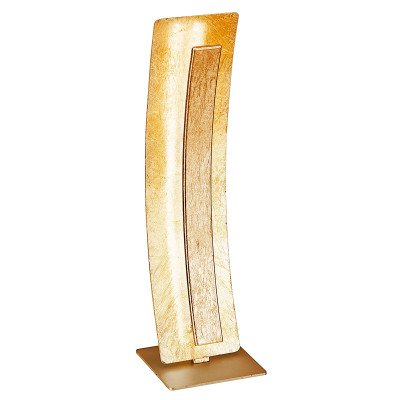PAUL NEUHAUS Glanzende LED tafellamp Nevis, goud
