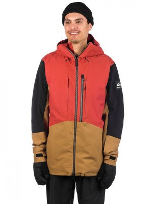 Quiksilver Quiksilver Travis Rice Stretch Jacket rood