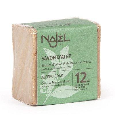 Najel Aleppozeep met 12% Laurierolie - 185 gram Najel
