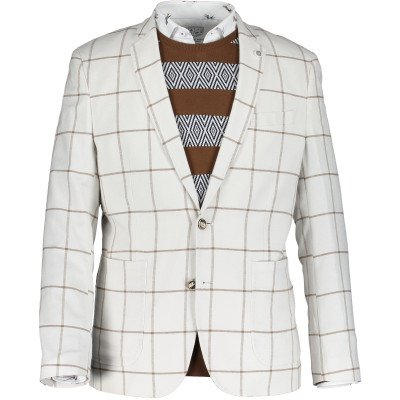 State of Art State of Art Blazer Checked - Mod