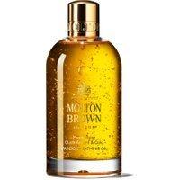 Molton Brown Mesmerising Oudh Accord & Gold Precious Bathing Oil - badolie