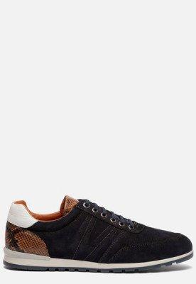 Van Lier Van Lier Anzano sneakers blauw