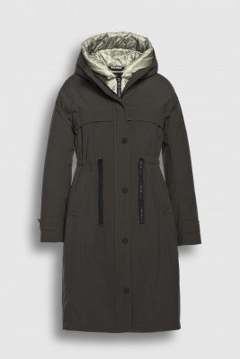 Creenstone Creenstone 3 in 1 Technical coat with detachable bodywarmer - Dark Pine