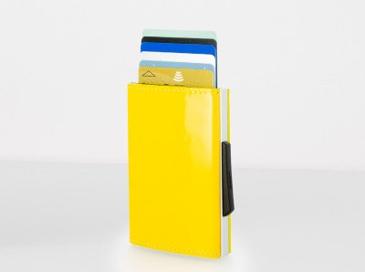 Ogon Designs Ogon Cascade Wallet Leather Citrus