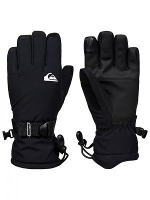 Quiksilver Quiksilver Mission Gloves rood