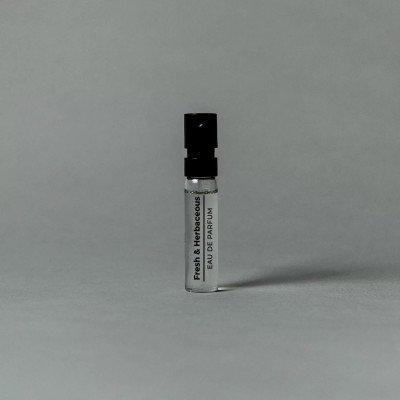 House of Formulas Discovery Sample - 2 mL Eau de Parfum - Fresh & Herbaceous