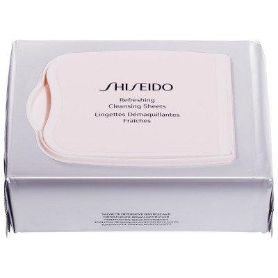 Shiseido Refreshing Cleansing Sheets Gezichtsreiniging 1 st