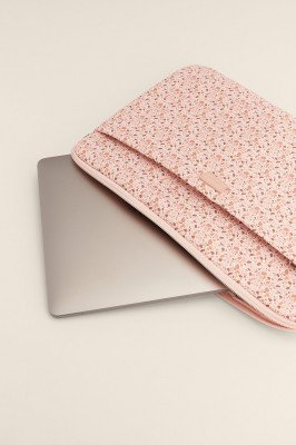 NA-KD Accessories NA-KD Accessories Laptophoes Met Print - Multicolor