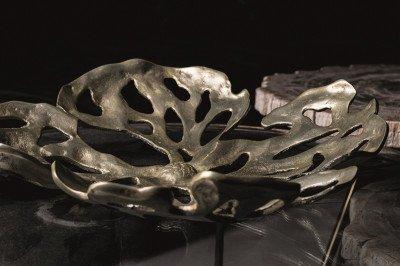 Firawonen.nl PTMD Dorisa Gold aluminium beeld open rond