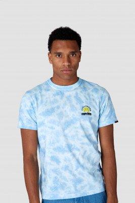 Kings of indigo Kings of Indigo - DARIUS t-shirt short sleeve Male - Blue