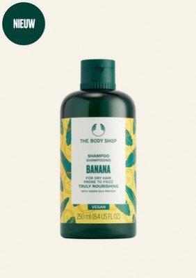 The Body Shop NL Banana Truly Nourishing Shampoo 250 ML