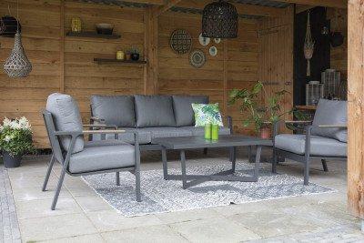 Lesli Living Lesli Loungetafel 'Mai Tai' 117 x 60cm