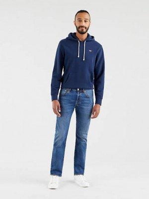 Levi's 501® Levi's® Original Jeans - Blauw / Ubbles