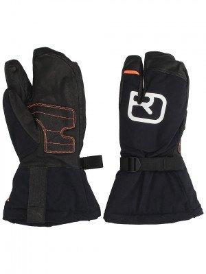 Ortovox Ortovox Swisswool Pro Lobster Gloves zwart