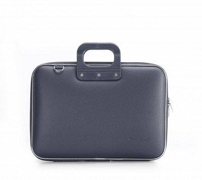 Bombata Bombata Classic Hardcase Laptoptas 15 inch Charcoal Grijs