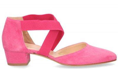 Di Lauro Di Lauro 03484 Roze Damespumps