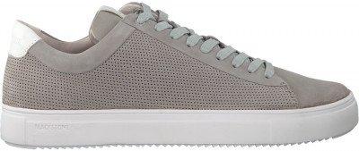 Grijze Blackstone Lage Sneakers Rm48