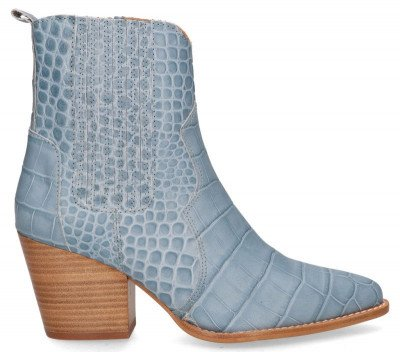 Toral Toral TL-12226 Blauw Dames Chelseaboots