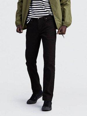 Levi's 511™ Slim Jeans - Zwart / Nightshine