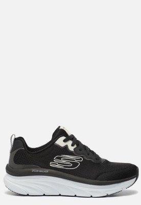 Skechers Skechers D'Lux Walker sneakers zwart