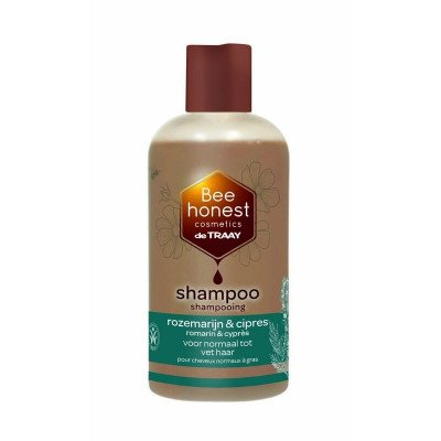 Traay Beenatural Shampoo rozemarijn & cipres - 500ml - Traay Beenatural Traay Beenatural