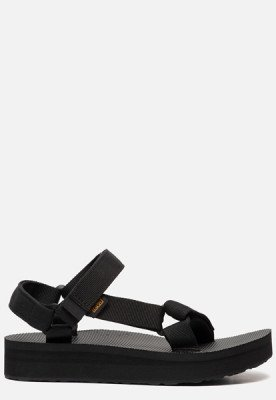 Teva Teva Midform Universal sandalen zwart